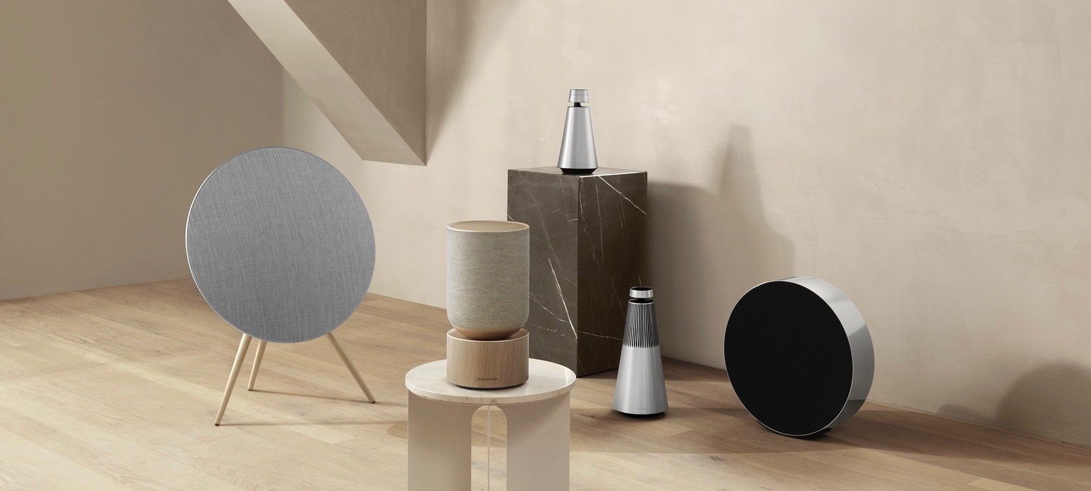 Set up and customise your products with the Bang & Olufsen app
